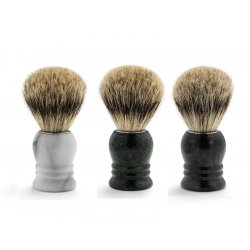 Shaving brush marble - štětka na holení